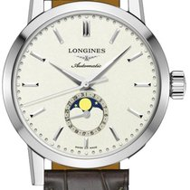 Longines Heritage Steel 40mm Champagne United States of America, New York, Airmont
