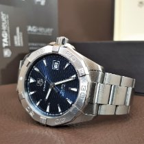 TAG Heuer Steel 41mm Automatic WAY2112.BA0928 pre-owned