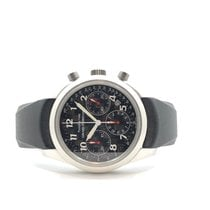 Girard Perregaux Aluminum Automatic Black 40mm pre-owned Ferrari