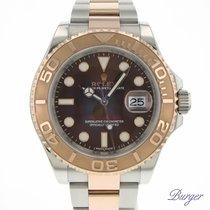 Rolex Or/Acier 40mm Remontage automatique 116621 occasion
