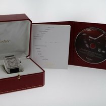 Cartier Santos 100 Steel 41mm White Roman numerals United States of America, New York, Massapequa Park