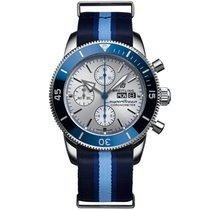 Breitling Superocean Héritage Chronograph A133131A1G1W1 neu