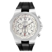Breitling Bentley GMT Steel 49mm Silver United States of America, Georgia, Atlanta