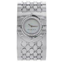 Gucci Steel 33mm Quartz pre-owned United States of America, New York, New York