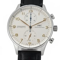 IWC Portuguese Chronograph IW3714-01 pre-owned