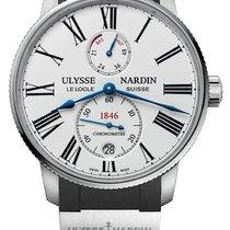 Ulysse Nardin Marine Torpilleur 1183-310-3/40 2020 новые
