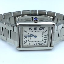 Cartier Tank Solo 3170 2010 pre-owned