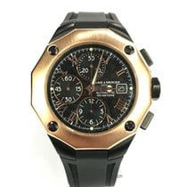 Baume & Mercier  RIVIERA CHRONO ROSE GOLD & PVD