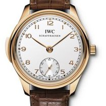 IWC Portugieser Minute Repeater Roségold 43mm