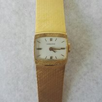 Longines 18K Gold Lady's Watch Vintage Rare