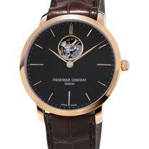 Frederique Constant Men's FC-312G4S4 Heart Beat Watch