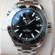 Omega 215.30.40.20.01.001 Сталь 2020 Seamaster Planet Ocean 39,5mm новые