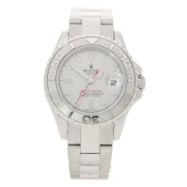 勞力士 (Rolex) Yacht-Master 169622 - Ladies - Silver Dial - 2006