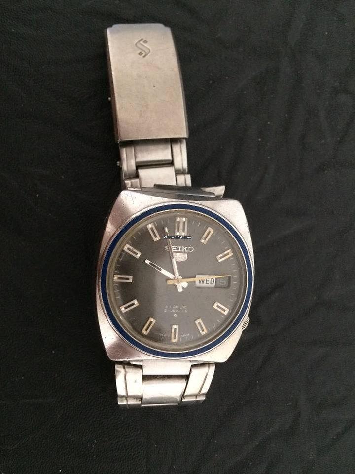 5ea204a327a Seiko 5 - Todos os preços de relógios Seiko 5 na Chrono24
