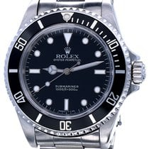 Rolex Oyster Submariner No Date Two Liner Steel 40 mm (1993)