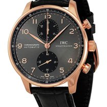 IWC Rose gold Automatic 40.9mm new Portuguese (submodel)