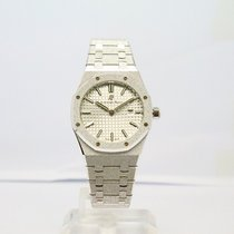 Audemars Piguet Royal Oak Lady new Quartz Watch with original box and original papers 67653BC.GG.1263BC.01