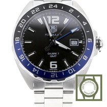 TAG Heuer Formula 1 Calibre 7 Steel 41mm Black