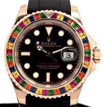 Rolex Everose Yacht Master Ref 116695SATS (BINB)