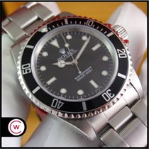 """Rolex Submariner (No Date) Two Lines """"SWISS"""" Only"""