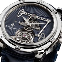 Louis Moinet White gold Manual winding LM-14.70.03N new