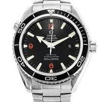 Omega 2200.51.00 Staal 2009 Seamaster Planet Ocean 45.5mm tweedehands