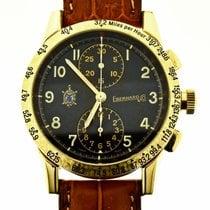 Eberhard & Co. Tazio Nuvolari Yellow gold 39,3mm