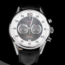 TAG Heuer Carrera Calibre 36  Flyback Chronograph Mens Watch