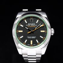 Rolex Milgauss 116400 GV Full Set 2011
