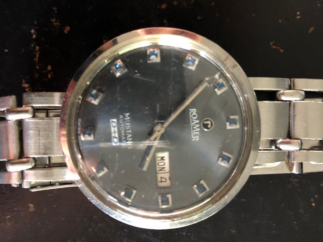 a6a2a979b7df Roamer MUSTANG AUTOMATIC D+D en venta por chil  769.034 por parte de un  Vendedor privado de Chrono24