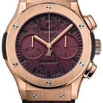 Hublot Classic Fusion Chronograph Rose gold 45mm Bordeaux United Kingdom, Hemel Hempstead, Hertfordshire