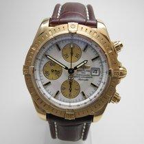 Breitling Chronomat Evolution K13356 Sehr gut Gelbgold 44mm Automatik Deutschland, Essen