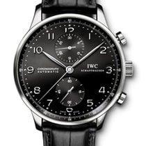 IWC Portuguese Chronograph новые Сталь