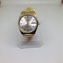 Rolex Oyster Perpetual Date 34mm No numerals