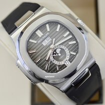 Patek Philippe Nautilus Steel 40.5mm Black No numerals United States of America, Virginia, Arlington