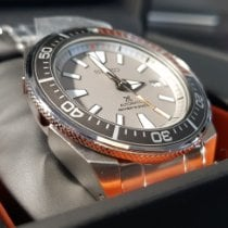 Seiko Prospex Steel 44mm Grey