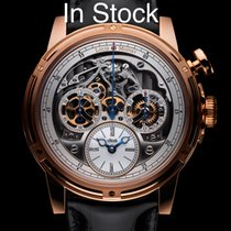 Louis Moinet Rose gold Automatic LM-54.50.80 new