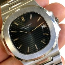 Patek Philippe 3700 Steel 1980 Nautilus pre-owned