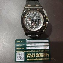 Audemars Piguet Ceramic Automatic Black No numerals 44mm new Royal Oak Offshore Chronograph