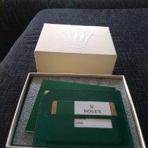 Rolex Oyster Perpetual 34 Stål 34mm Sølv Arabisk Norge, Stord