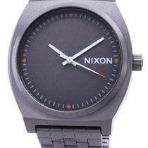 Nixon Stal 37mm Kwarcowy A045-2947-00 nowość