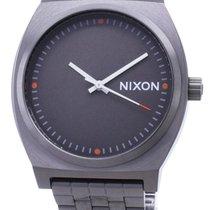 Nixon Ατσάλι 37mm Χαλαζίας A045-2947-00 καινούριο