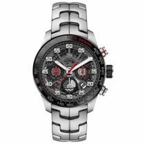 TAG Heuer Carrera Steel 43mm Black