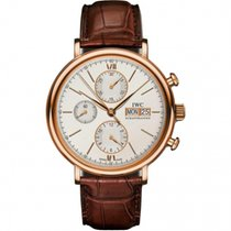 IWC IW391025 Pозовое золото 2020 Portofino Chronograph новые