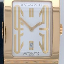 Bulgari Yellow gold 26mm Automatic RT 45 G pre-owned