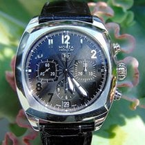 TAG Heuer Monza Steel 36mm Black No numerals United States of America, California, Laguna Beach
