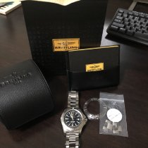 Breitling Colt Automatic Steel 44mm Black No numerals United States of America, Texas