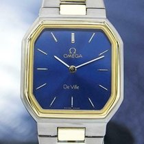 Omega Gold/Steel 25mm Quartz 1365 pre-owned