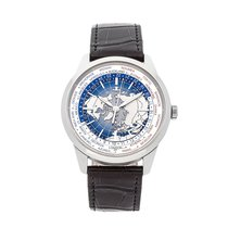 Jaeger-LeCoultre Geophysic Universal Time Steel 41.5mm Silver No numerals United States of America, Pennsylvania, Bala Cynwyd