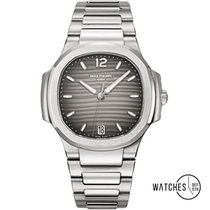 Patek Philippe 7118/1A-011 Steel 2019 Nautilus 35.2mm new United States of America, New York, New York